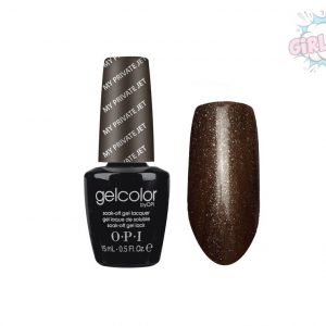 Гель лак OPI GelColor My Private Jet B59, 15 мл